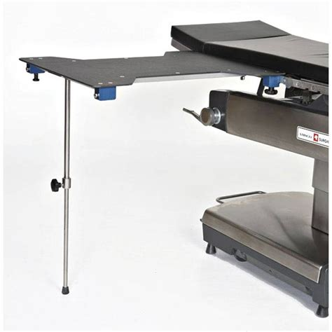 arm table hourglass arm and surgery table marketlab inc