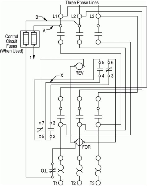 reversing starter wiring diagram wiring diagram manual