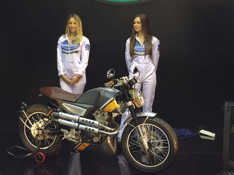 125ccm Motorrad Mondial by En Direct Du Salon De Milan 2015 Fb Mondial Hipster 125