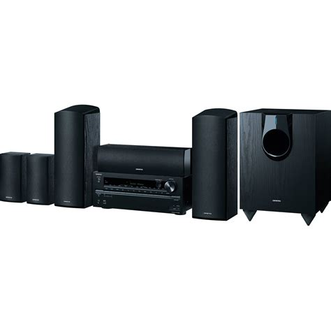 onkyo ht   channel network home theater system