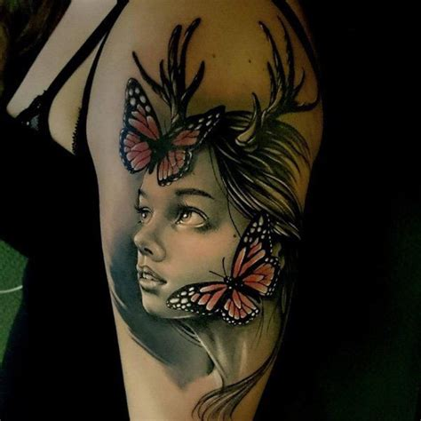 tattoo 3d nice 45 incredible 3d butterfly tattoos 3d butterfly tattoo