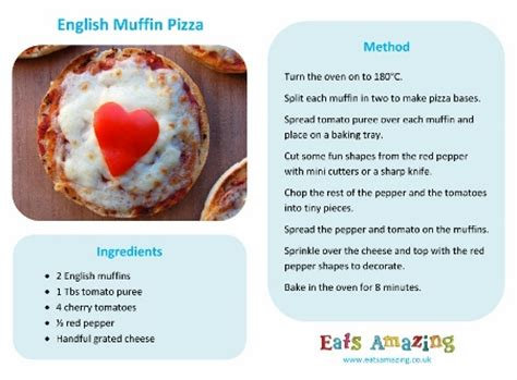for pizza 50 easy to follow delicious recipes for the whole family the color interior tasty and healthy books easy muffin pizza recipe eats amazing