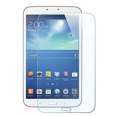 Tempered Glass Tab 3 8 Mr Northjoe Tempered Glass Screen Protector For Samsung Galaxy Tab 3 8 0 T310 T311