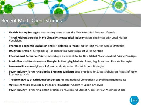 pharmaceutical market access in emerging markets books top 10 pharma industry drivers for 2014 by ihs healthcare