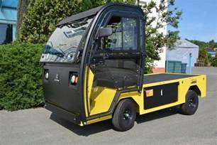 Cushman Electric Vehicles Uk Cushman Titan Xd