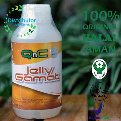 Qnc Jelly Gamat Original jelly gamat qnc dijamin asli 100 original bergaransi