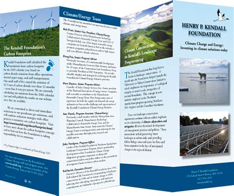 Global Warming Brochure Climate Change Resources For Jamaica Physics Template Climate Change Brochure Template