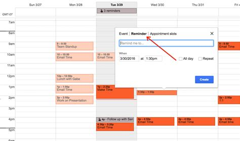 Reminder In Calendar G Suite Update Alerts Launch Of Reminders For