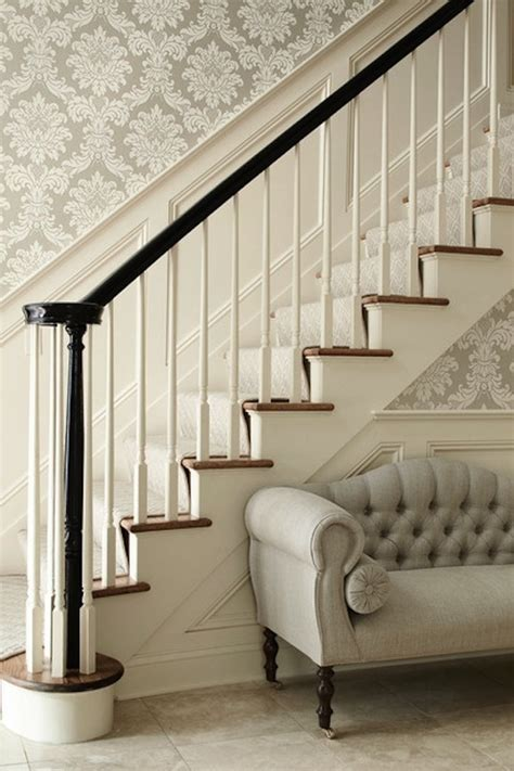Black Banister White Spindles by Which Would You Choose Stair Bannisters Tobi Fairley