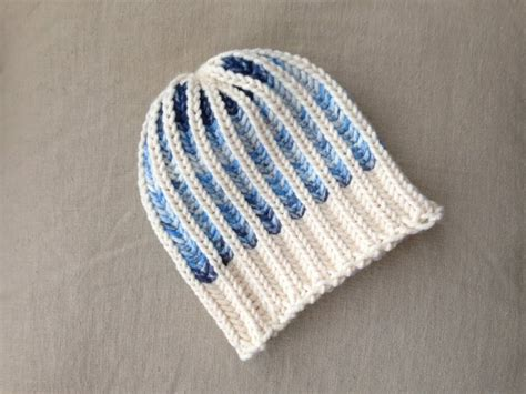 knit brioche in the 526 best images about loom knitting on