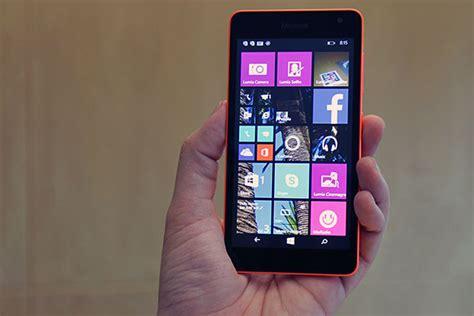 microsoft lumia 535 sudah tersedia di pasar indonesia