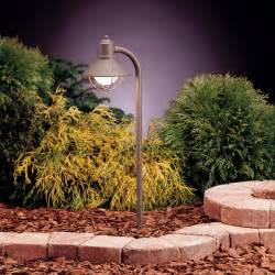 Kichler Landscape Lights Kichler Landscape Lighting 15438 Seaside Collection Path Rustic