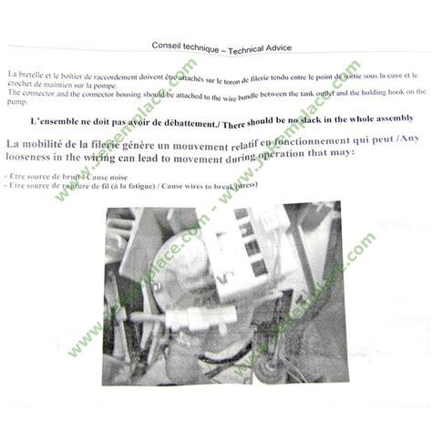 Aspirateur Nettoyeur 3260 by As6005275 Pompe De Vidange Pour Lave Linge Malice Brandt