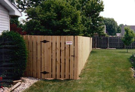 fence gate privacy wooden 187 fencing
