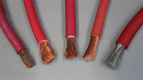 1 Battery Cable - battery cable ce auto electric supply