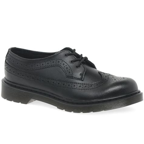 senior school shoes dr martens brogue senior school shoes from