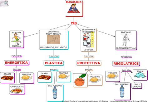 alimentazione scuola media alimenti e nutrienti sc media aiutodislessia net