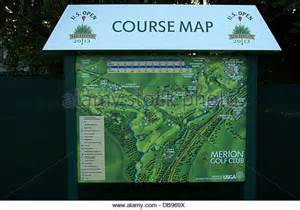map us open golf golf course layout stock photos golf course layout stock