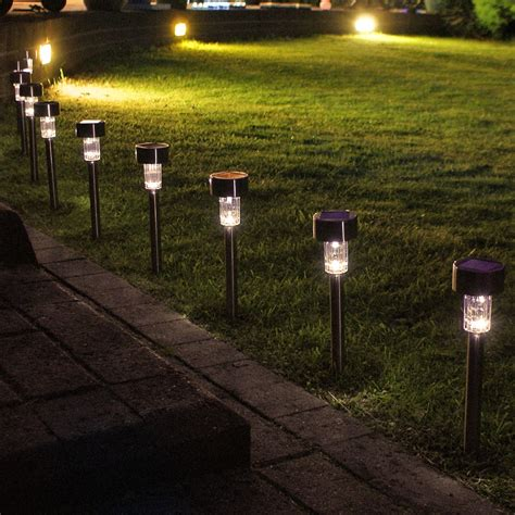 Outdoor Path Lighting Sets Outdoor Pathway Lighting Ideas Advice For Your Home Decoration