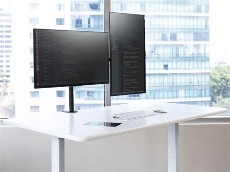 autonomous smartdesk    built  touchscreen  ai software imore