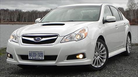 2011 subaru legacy 2 5gt review video car news auto123