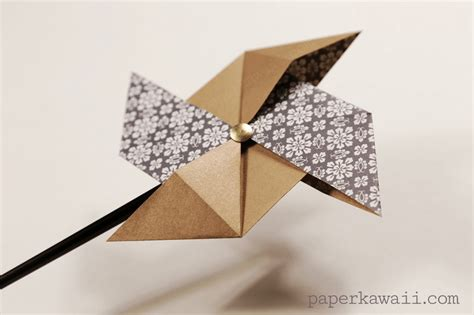 How To Make A Origami Pinwheel - origami pinwheel 28 images origami pinwheel unit