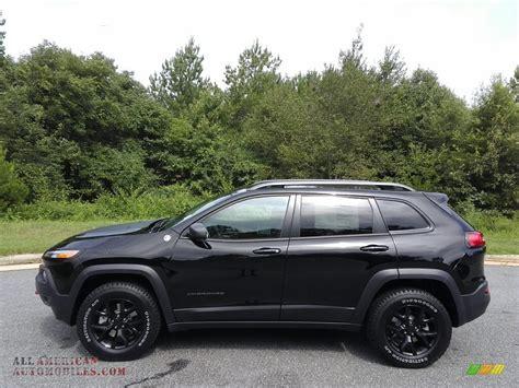 trailhawk jeep black 2017 jeep trailhawk 4x4 in black