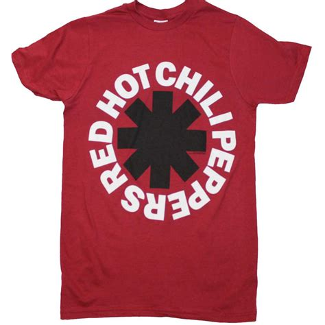 Tshirt Chili Peppers chili peppers t shirt chili peppers