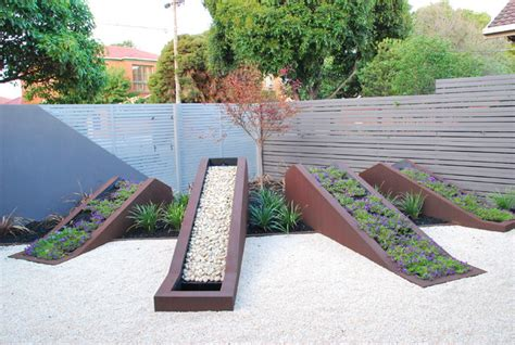 design planters planter boxes outdoor pots and planters melbourne by