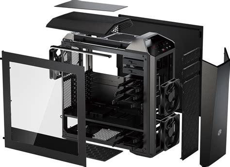 cooler master case fan cooler master mastercase maker 5 modular atx casing ban