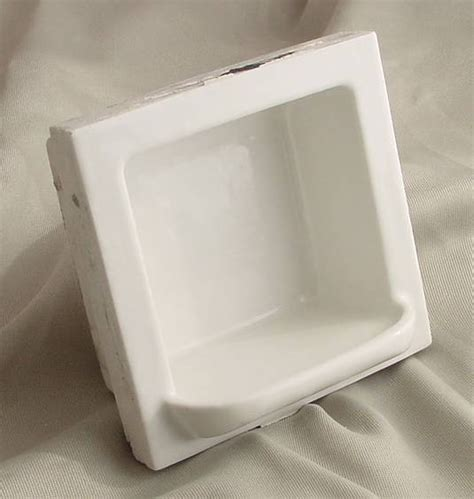 bathroom tile soap dish how to install a soap dish in bath tile ehow