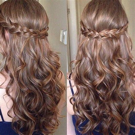 homecoming hair braids instructions best 25 braids and curls ideas on pinterest grad