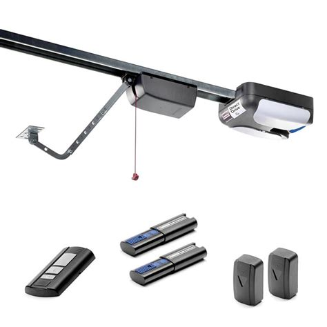 Garage Door Opener Ceiling Mount Sommer Synoris 550n Garage Door Opener With Carriage Door