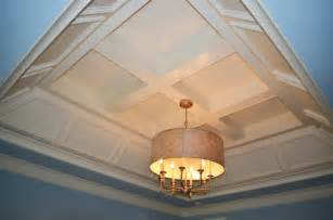 Angled Tray Ceiling Specialty Ceiling In Andrea Ii Sloped Hip Tray With
