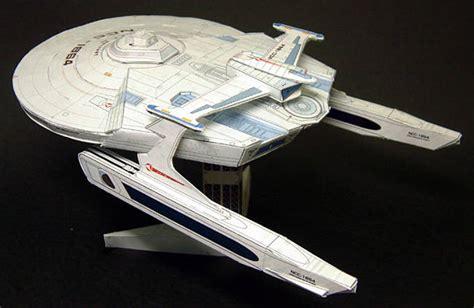 Papercraft Trek - trek miranda class uss reliant ncc 1864 starship