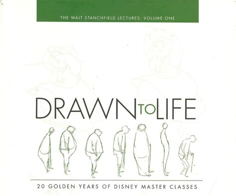 to 20 golden years of disney master classes volume 1 the walt stanchfield lectures to the walt stanchfield lectures vol 1