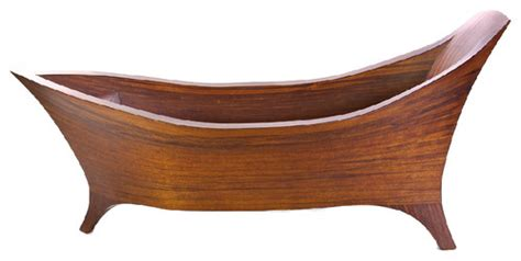 Bath Tub Bench Wooden Bathtubs Insteading