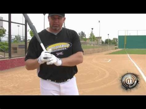 slow pitch swing tips denny crine slowpitch softball hitting tips fastpitch