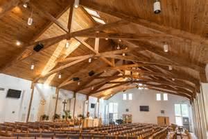 Gambrel Roof Design triton international woods heavy timber