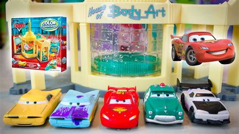 image color changer cars color changers 2015 series lightning mcqueen disney