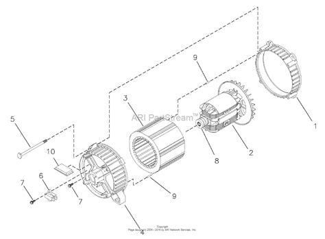 all power 3250 watt generator wiring diagram wiring