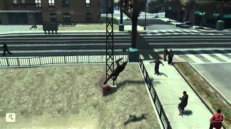 gta 4 glitch swing gta iv swing swing set of death tbogt bug glitch