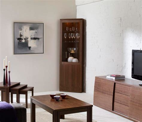 Contemporary corner cabinet   A1769   Wharfside Danish
