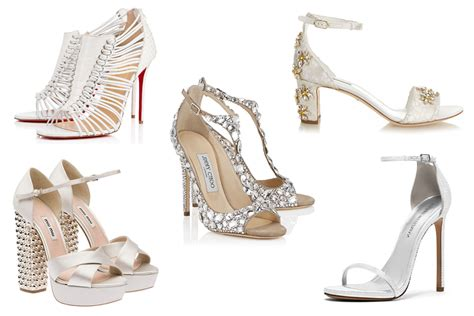 Wedding Shoes Expensive 15 pairs of expensive wedding shoes worth the splurge