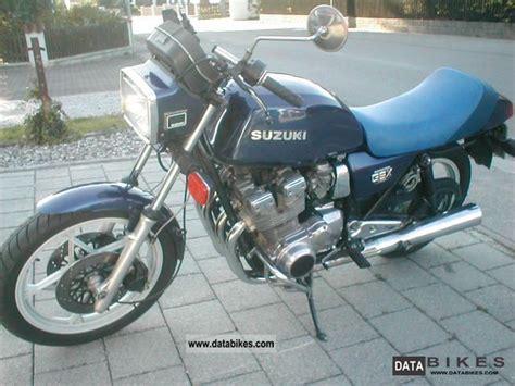 1980 Suzuki Motorcycles 1980 Suzuki Gs75x
