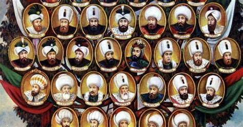 ottoman emperors family tree ottoman emperors family tree the ottoman sultans and
