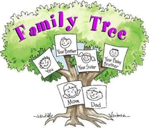 preschool family tree template how to fill out a family tree template for children