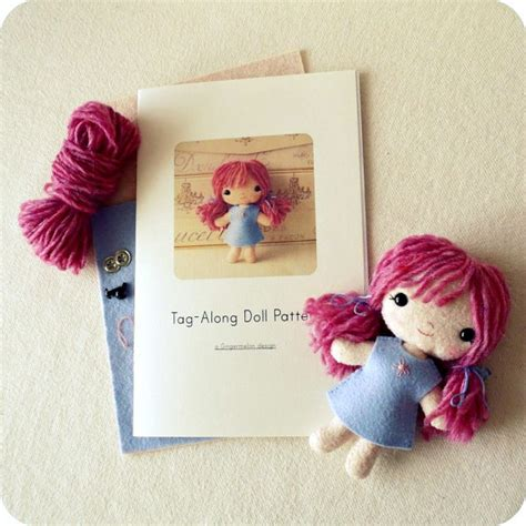 you doll design etsy doll pattern pattern kit doll pattern kit