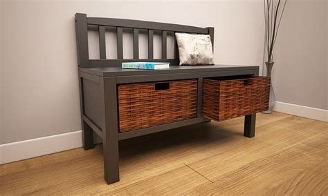 entry storage bench entryway shoe storage bench big lots stabbedinback foyer