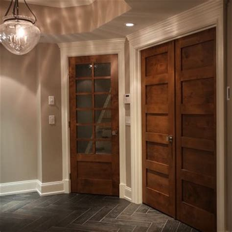 white interior doors with stained wood trim 17 best images about trim on homesteads